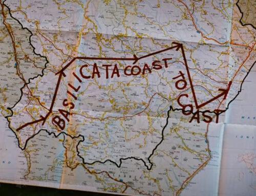 """Basilicata """"Coast to coast"""" – L'itinerario"""
