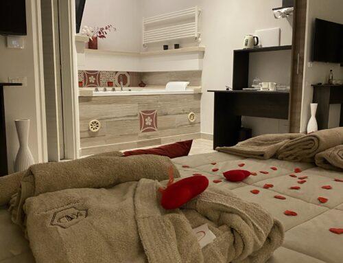 Week end Romantico in suite in Basilicata