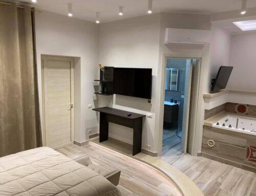 Offerta affitto camera suite con idro e appartamento comunicante