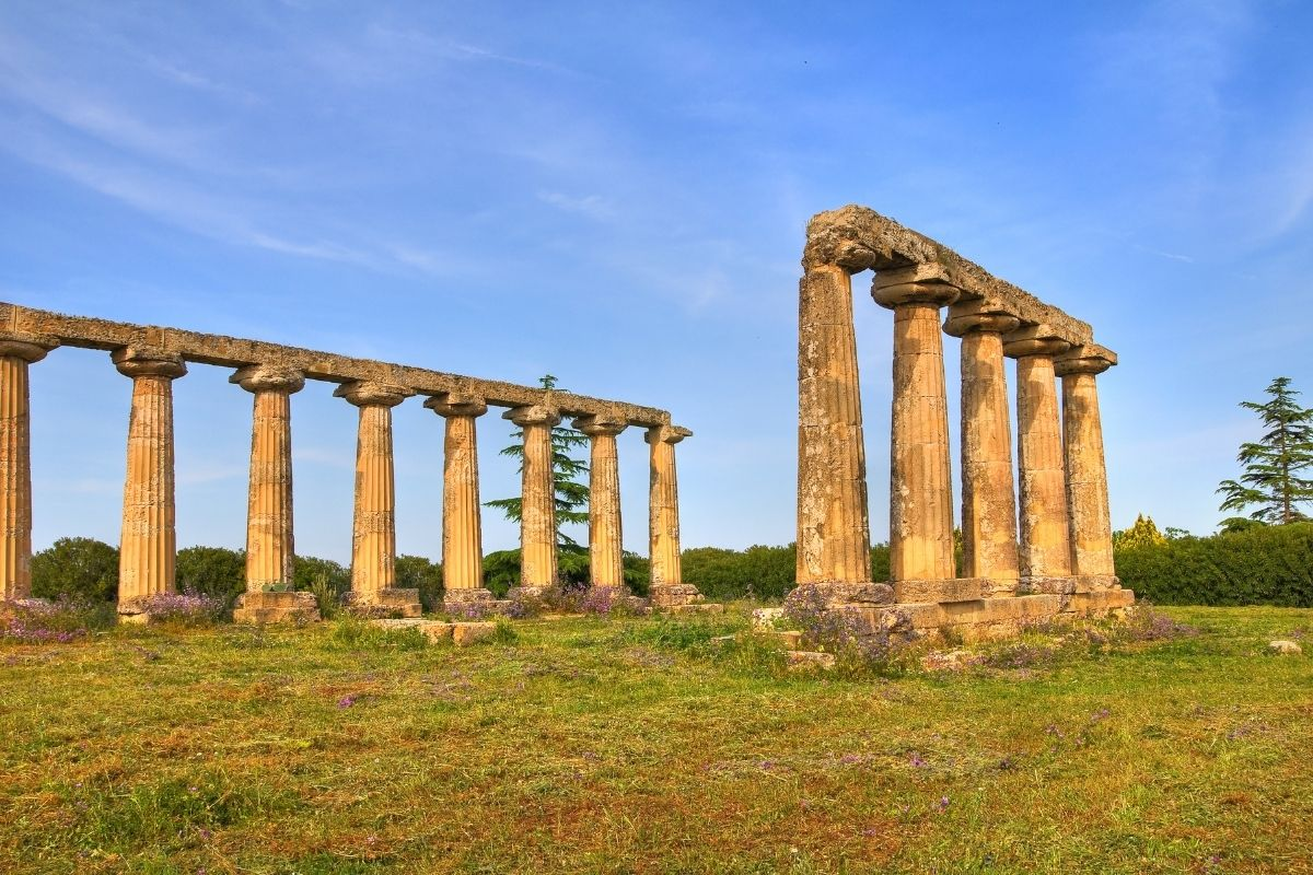 Metaponto. Museo archeologico nazionale
