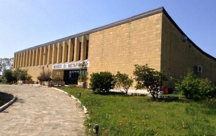 Metaponto, museo archeologico nazionale